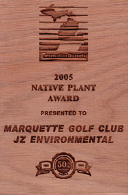 Native Plant Award